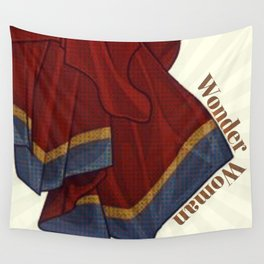 Woman of Wonder Wall Tapestry