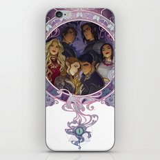 The Inner Circle iPhone Skin