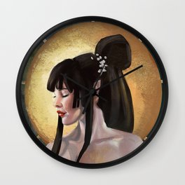 Gheisa Wall Clock