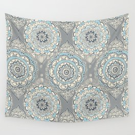 Modern Farmhouse Moroccan Wall Tapestry