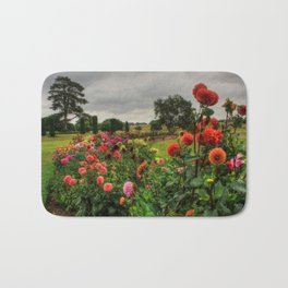 Beautiful Garden in HDR Bath Mat