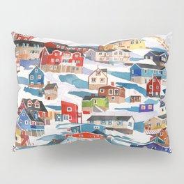 Qaqortoq Pillow Sham