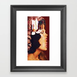 Spring and Summer Forever Framed Art Print