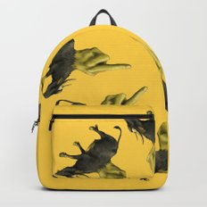 Divine Fuck You Backpack