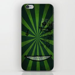 JOKER ALL IN iPhone Skin