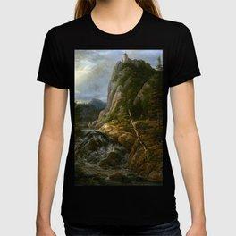 Johann Christian Clausen Dahl Nordic Landscape T-shirt