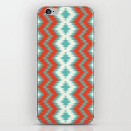 Ikat iPhone Skin