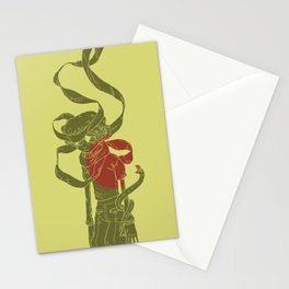 The Snake Stationery Cards