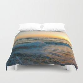 Ocean Sunset 4 Duvet Cover