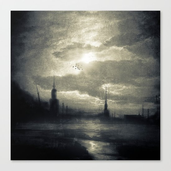 Chapter VII Canvas Print