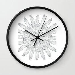 Mandala (1706) Wall Clock