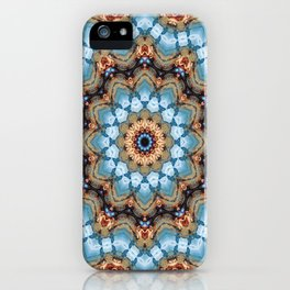 Post porn Kaleidoscope - Barcelona iPhone Case
