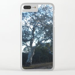 Gumtree Road Clear iPhone Case