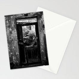 Abandoned house | Porto Portugal | Minimal fine art travel photography | Stationery Cards