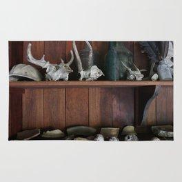 Skulls and Treasure Rug