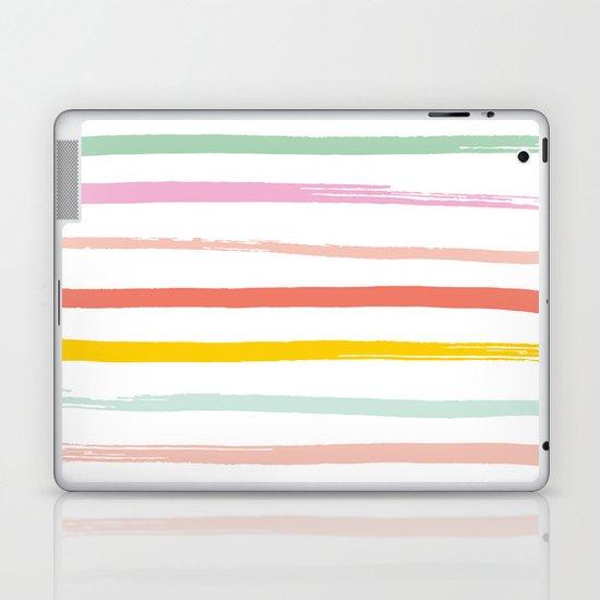 Fruit Stripes Laptop & iPad Skin
