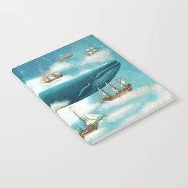 Ocean Meets Sky - revised Notebook