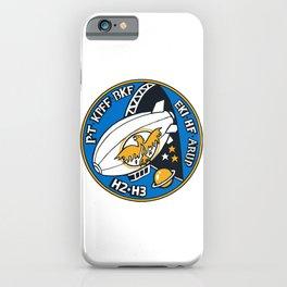 Arup Phoenix Zeppelin Patch iPhone Case