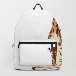 Yoga Giraffe Backpack