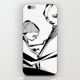 Devil is mine - Emilie R. iPhone Skin