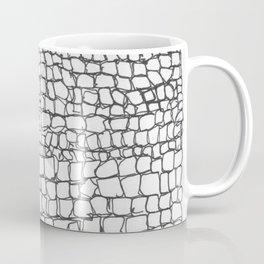 OBSESSIVE SQUARES ON SQUARES Coffee Mug