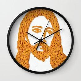 Cheesus Wall Clock