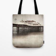 Cromer Pier, Norfolk Tote Bag