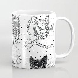 Tattoo Flash American Traditional Coffee Mug
