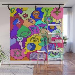 Fantasy Wall Mural
