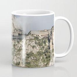 Montserrat Mountain (Catalonia) Coffee Mug