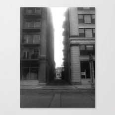 Street View #1 Canvas Print