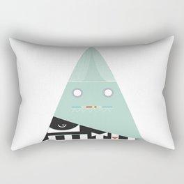 elegantes Dreieck Rectangular Pillow