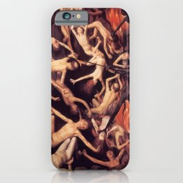 Last Judgement iPhone Case