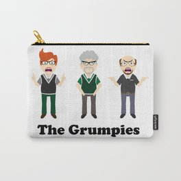 The Grumpies Carry-All Pouch