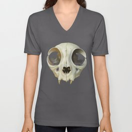 Cat Stare Unisex V-Neck