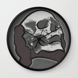 Skullet Wall Clock