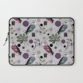 Two owls Laptop Sleeve