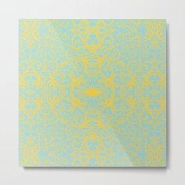 Lace Variation 09 Metal Print