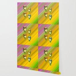 Pizza power Wallpaper