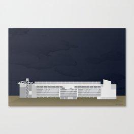 White Hart Lane Canvas Print