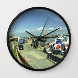 Ryde Rail - Craft Wall Clock