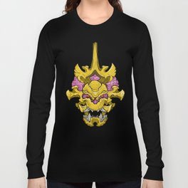 Bone Head Long Sleeve T-shirt
