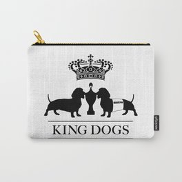 king dogs premium race Carry-All Pouch