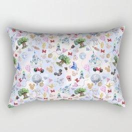 WDW Park Hopper Rectangular Pillow