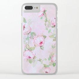 gracefull Clear iPhone Case