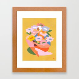 Self Love No.1 Framed Art Print