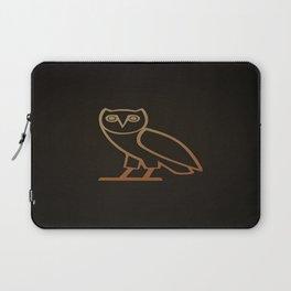 DRAKE Owl logo Laptop Sleeve