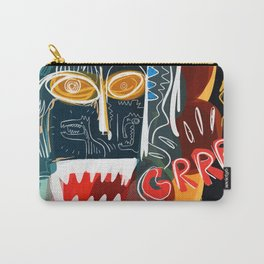 Street art I'm not scared Carry-All Pouch