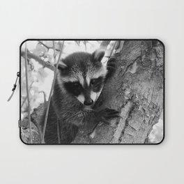 Raccoon baby Laptop Sleeve