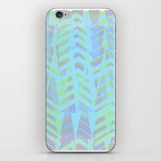 Seaside Chevron iPhone & iPod Skin
